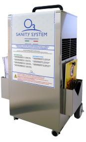 sany-plus-ózongenerátor-Nagy és közepes helyiségek mélytisztítása, ózonos mélytisztítás 10 literig